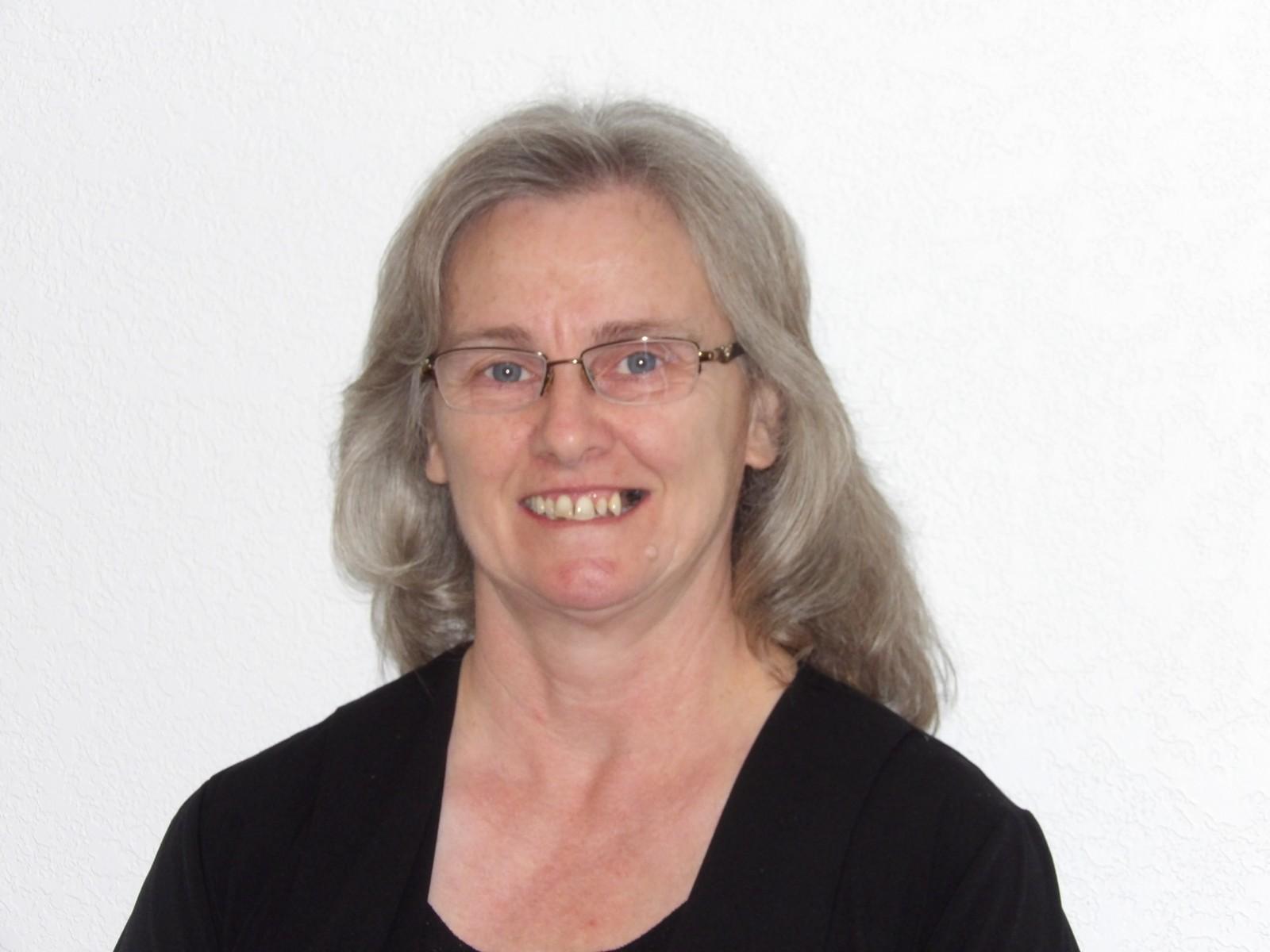 Tenna Tidwell - International WMB Secretary