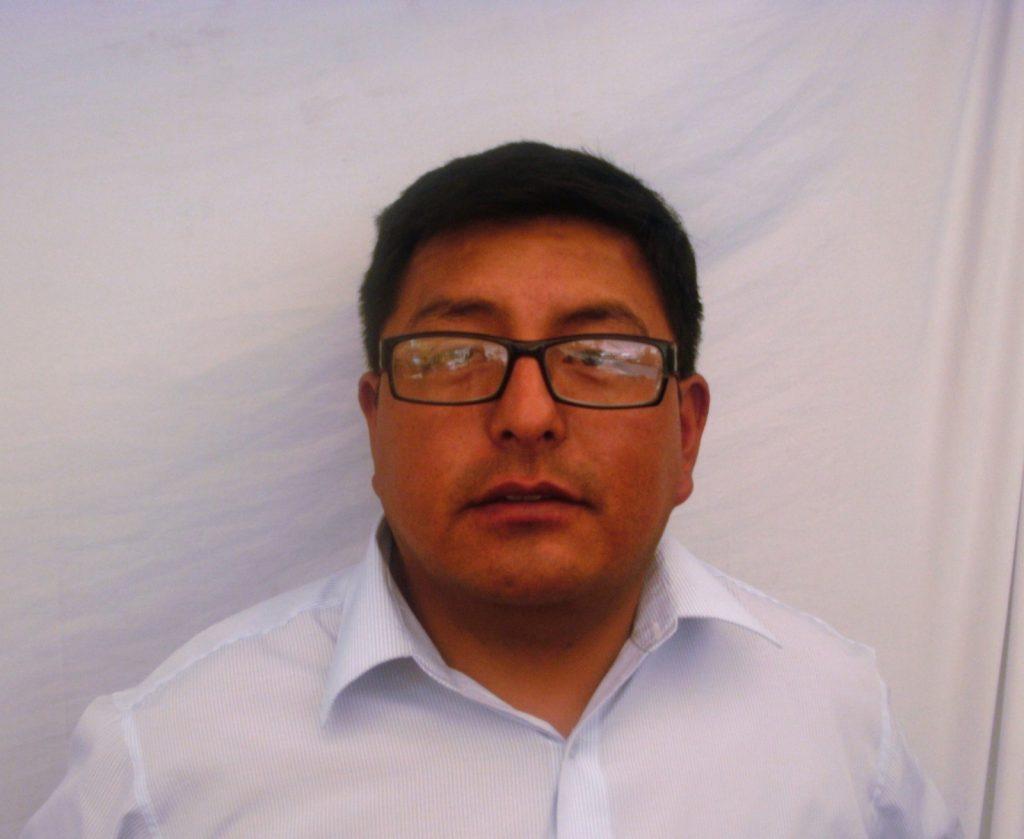 Amiel Maypu Alvarado - Overseer
